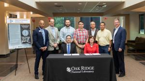 Cryogenics equipment maker licenses ORNL method for more efficient liquid helium use
