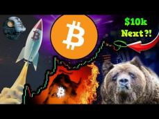 How HIGH Will Bitcoin Go! Investors Ditch Stocks & Gold for BTC! Mass Adoption