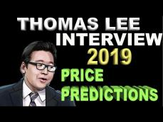 Tom Lee Explains Future Trends & Catalysts | 2019 Price Predictions | BTC ETF