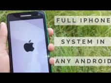 Install iOS 10 on Any Android Phone 2018 || How to install iOS rom in Any Android Phone