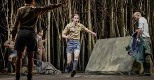 At Salzburg Festival, a Thrilling Provocation and a Promise Unfulfilled