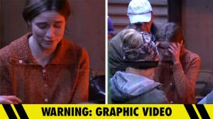 'Them That Follow' Star Breaks Down When Bird Dies in Her Hands on Set