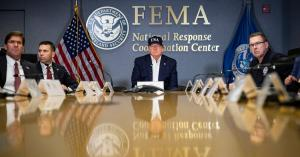 President Trump, Weatherman: Dorian Updates and at Least 122 Tweets