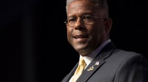 Ex-congressman Allen West of Florida injured in Texas crash