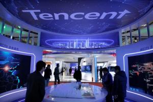 Japan's Marvelous shares untraded as China's Tencent takes 20% stake