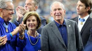 George W. Bush releases rare public statement on George Floyd protests