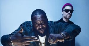'Here's something raw to listen to': Run the Jewels drops new album early