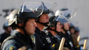 How the police see issues of race and policing: 538