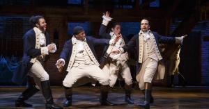 """Happy Hamilton Day!"" Stage musical fans reminisce, celebrate movie"