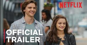 Pardon the fan freakout, but 'The Kissing Booth 2' trailer has arrived
