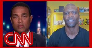 Don Lemon to Terry Crews: Start your own movement if you think all Black lives matter
