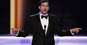 As Ashton Kutcher and Jay Leno support Ellen DeGeneres, a backlash brews