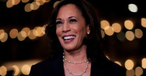 'The bells are tolling!' Hollywood celebrates Kamala Harris as Biden's VP pick