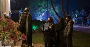 The secret to 'What We Do in the Shadows' success? Toothpicks and blue jeans