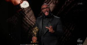 Tyler Perry champions diversity at the Emmys while accepting Governors Award