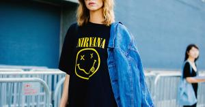Who created Nirvana's famed smiley-face logo? A legal battle gets a new claimant