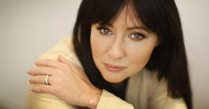 Shannen Doherty on her cancer: 'Not ready for pasture. I've got a lot of life in me'