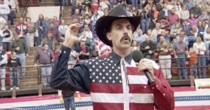 Borat is back, just in time to mock Trump and the dangers of COVID-19