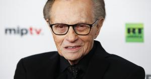 Appreciation: Larry King loved 'dumb' questions. With them, he helped write cultural history