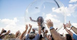 How the Flaming Lips pulled off COVID-distancing space bubble shows