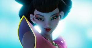'Over the Moon' turns Chinese legend into a musical animated feature