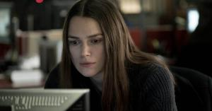 No more nude scenes, says Keira Knightley  —  unless the filmmaker is female