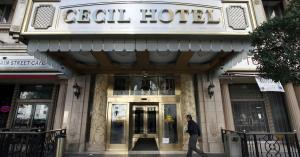 An unsolved mystery at L.A.'s infamous Cecil Hotel heads to Netflix
