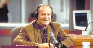 'Frasier' is back in the building: Kelsey Grammer to star in streaming revival