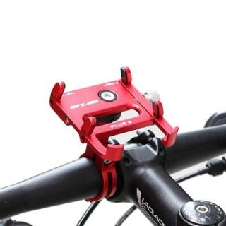 GUB PLUS 6 Cell Phone Holder for Motorcycle Bicycle Bike