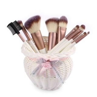 Larastyle Deluxe Makeup Brushes 10PCS