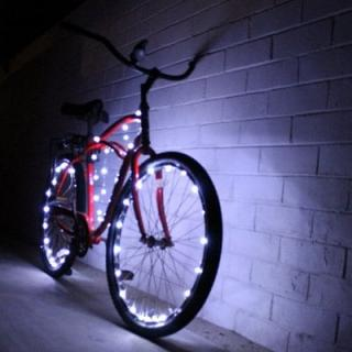 YWXLight Waterproof LED Bicycle Mountain Bike Tire Light