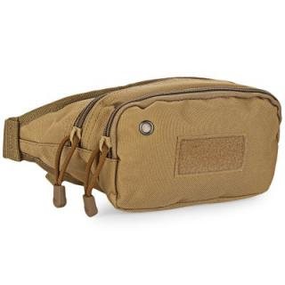 Camp Travel Shoulder Crossbody Waist Bag for Men