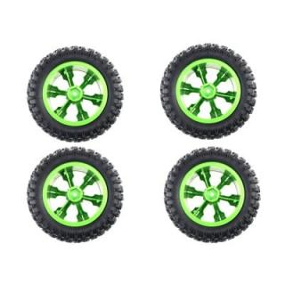WSX - 007 High Speed Tire RC Car Accessories 4pcs