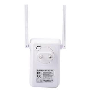 EU 300M Dual Flat Antenna  Network Wireless Router Repeater
