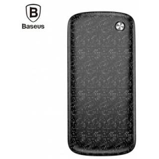 Baseus Plaid 10000mAh Power Bank 8 Pin Micro USB Dual Input