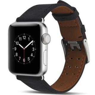 Genuine Leather Buckle Wrist Watch Strap Band Belt for Apple Watch3 / 2 / 1 42mm