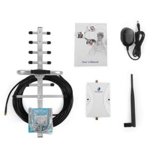 Phonetone 1900MHz Band 2 Cell Phone Signal Booster Repeater Antennas Kit