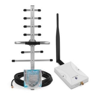 Phonetone LTE 700MHz Band 13 Cell Phone Signal Booster 4G Repeater Amplifier Kit