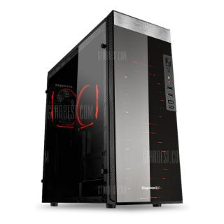 Segotep K8 Full Side Acrylic ATX Gaming Case