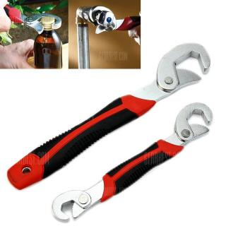 9 - 32mm 2PCS Universal Wrench Set Adjustable Spanner Kit