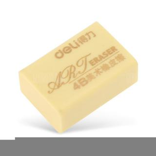 Deli 7534 4B Eraser for School / Office 30PCS