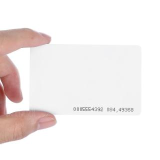 XSC 100PCS Inductive Security Card