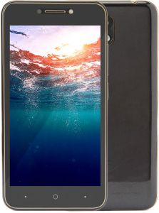 iTel A31 Dual SIM Mobile Phone- 8 GB, 1 GB RAM, 3G, Piano Black