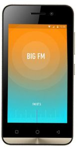 iTel A11 Dual Sim Mobile Phone- 8GB, 512 MB RAM, 3G, Gold