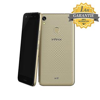 "Hot5 C Lite - RAM 1GB - 16GB - 5.5"" - Gold - Garantie 1 An"