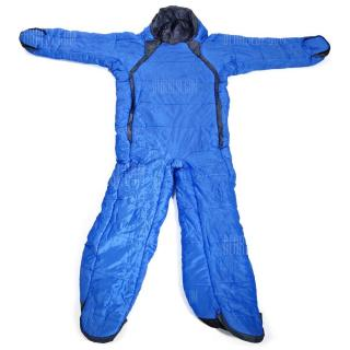 Human-shaped Warm-keeping Windproof Sleeping Bag