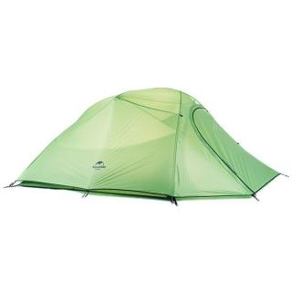 Naturehike Professional 190T Nylon Camping Ultraviolet - proof Waterproof Tent for 3  -  4 Persons