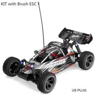 FS Racing 1/10 4WD Waterproof RC Car EP & BL BAJA Buggy RTR  US Plug