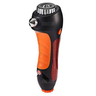 TOURMAX F960 6 in 1 Vehicle Life-saving Flashlight