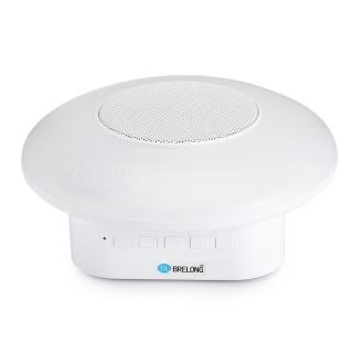 BRELONG Wireless Speaker Rechargeable Bluetooth Night Light